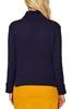 Снимка на Дамски пуловер с поло яка