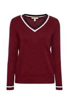 Снимка на Дамски пуловер с вълна
