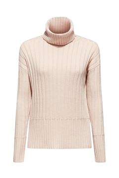 Снимка на Дамски пуловер с кашмир