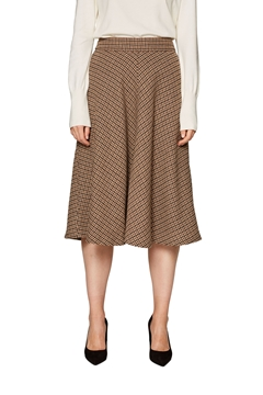 Picture of Women Skirts woven midi
