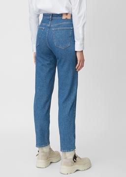 Снимка на HETTA RELAXED дънки с висока талия, moms fit