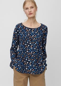 Снимка на Дамски риза на цветя