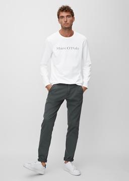 Снимка на Мъжка блуза от 100% памук с лого