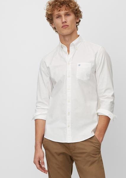 Снимка на Мъжка риза с дълъг ръкав