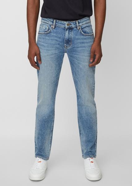 Снимка на Мъжки дънки с ниска талия