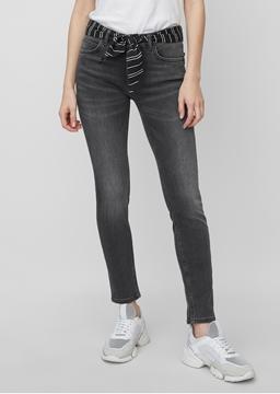 Снимка на LULEA slim дънки със средна талия