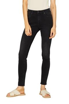 Снимка на Дамски SKINNY дънки с висока талия