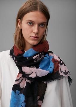 Снимка на Дамски шал от вълна