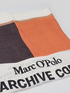 Снимка на Дамски шал от коприна