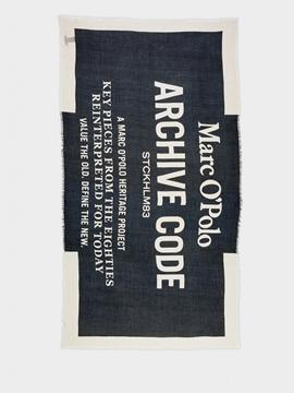 Снимка на Дамски шал от модал
