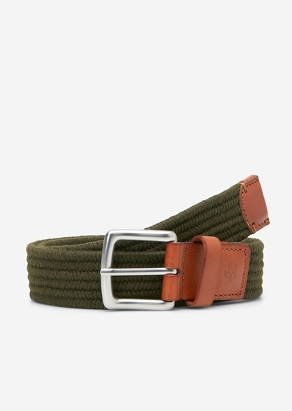 Picture of Belt in a braided look