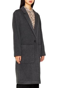 Снимка на Дамско палто от смесена вълна
