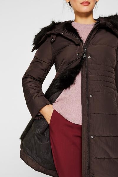 Снимка на Дамско ватирано палто с подплата 3M™ Thinsulate™