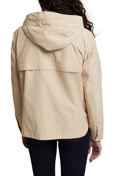 Picture of Lightweight transitional jacket with a hood