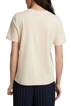 Picture of Basic T-shirt in 100% organic cotton