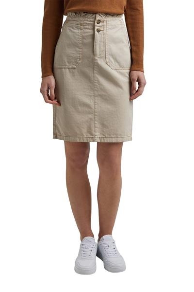 Снимка на Дамска памучна пола