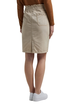 Picture of Utility skirt with a paperbag waistband