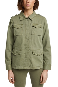 Picture of Light jacket in a utility look
