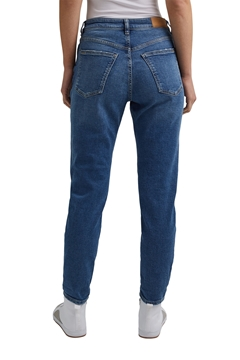 Picture of Relaxed jeans Mom high rise
