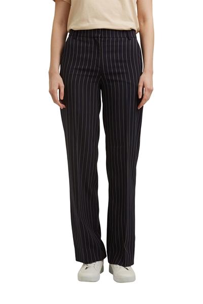 Снимка на Дамски широк панталон с висока талия