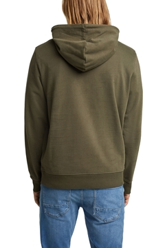 Picture of Sweatshirt hoodie in 100% cotton REGULAR FIT