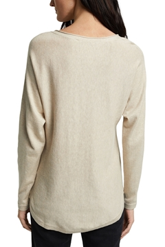 Picture of Jumper with organic cotton and linen