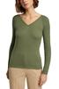 Снимка на Дамски пуловер с коприна