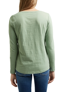 Picture of Long sleeve top made of 100% organic cotton