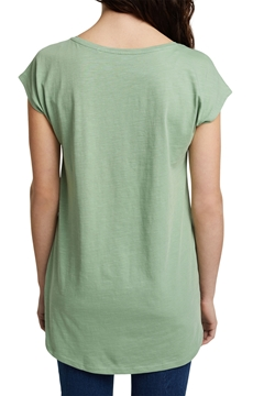Picture of T-shirt made of 100% organic cotton