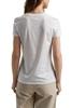 Снимка на Дамска тениска от органичен памук straight fit