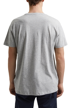 Picture of Printed T-shirt in 100% organic cotton REGULAR straight fit