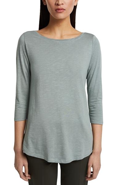 Снимка на Дамска блуза от памучно трико