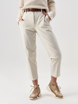 Picture of Trousers KALNI model made of comfortable two-way stretch fabric