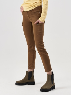 Picture of Jeans LULEA slim mid waist model made of TENCEL™ lyocell