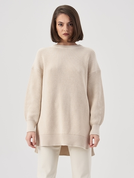 Picture of Knit jumper Made of organic cotton
