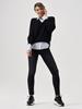 Снимка на Дамски дънки SKARA skinny с ниска талия
