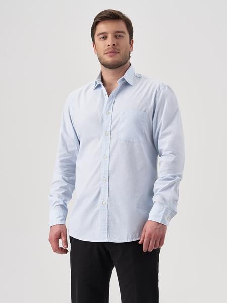 Снимка на Мъжка риза с дълъг ръкав Regular fit
