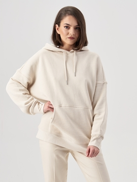 Picture of Hooded sweatshirt Made of organic cotton