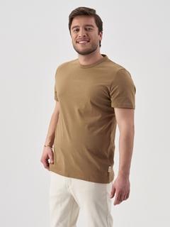 Снимка на Мъжка тениска от органичен памук