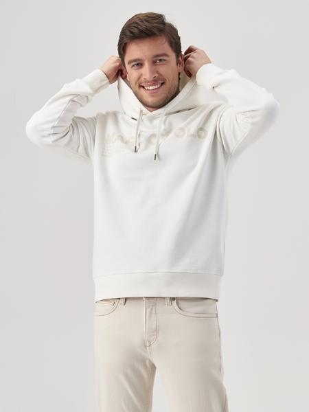 Снимка на Мъжки суитшърт с качулка от органичен памук