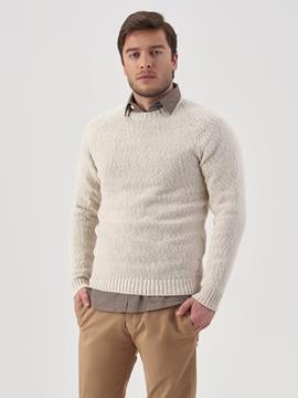 Снимка на Мъжки плетен пуловер