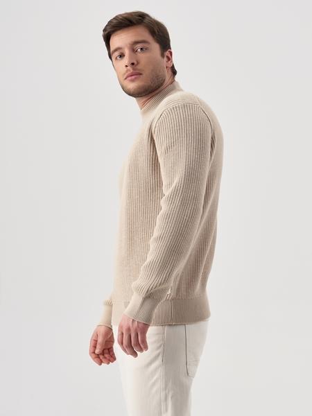 Снимка на Мъжки пуловер от органичен памук