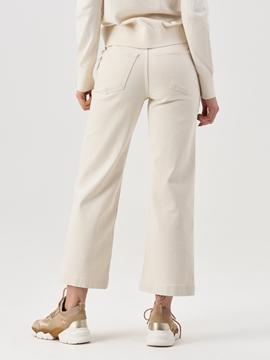 Снимка на Дамски дънки от органичен памук