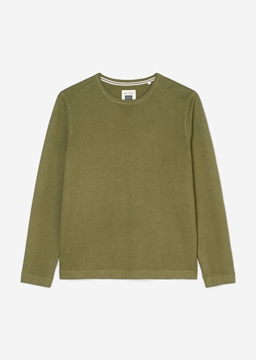 Picture of SUSTAINABLE Fine knit jumper made from a soft cotton/silk blend
