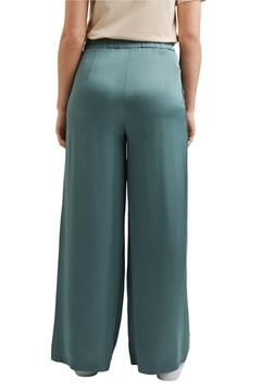 Снимка на Дамски сатенен панталон