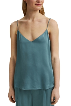 Picture of SUSTAINABLE Satin top made of LENZING™ ECOVERO™