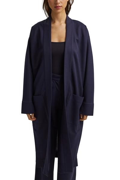 Снимка на Дамска дълга жилетка OVERSIZED FIT