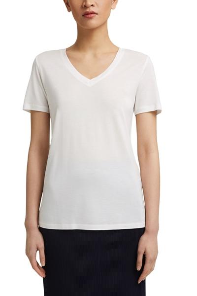 Снимка на SUSTAINABLE Дамска вталена тениска от TENCEL™ лиосел