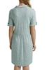 Снимка на SUSTAINABLE Къса рокля от вискоза LENZING™ECOVERO™