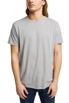 Снимка на SUSTAINABLE Мъжка тениска с кръгло деколте SLIM FIT